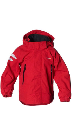 Isbjörn Tornado Shell Jacket FierceRed